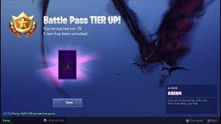 Unlocking Swarm Epic Glider - Fortnite Battle Royale Season 6