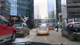 2013-01-08 Regina today    (Downtown going home