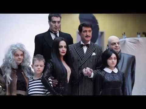 Hudební divadlo Karlín: Rodinné focení