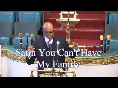 Greater St. John Missionary Baptist Church Oakland HD, Rev. Cornell Green