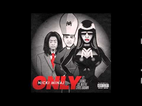 Nicki Minaj - Only Instrumental