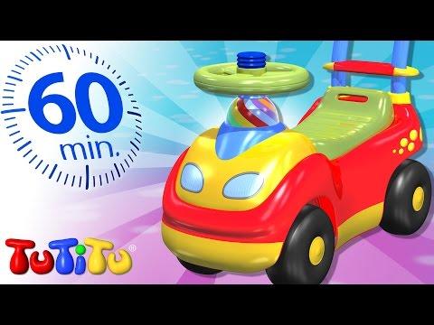 TuTiTu Deutsch   Kinderauto   Und andere Beliebtesten Spielzeuge   1 Stunde Spezial