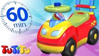 TuTiTu Deutsch | Kinderauto | Und andere Beliebtesten Spielzeuge | 1 Stunde Spezial