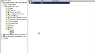 إنشاء علبة بريد على القائمة بالفعل المستخدم في الإعلان في Exchange 2007