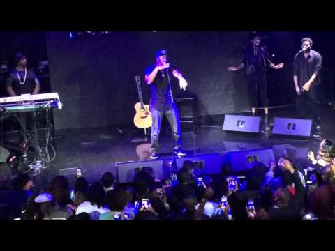 Lyfe Jennings - Never Never Land Performing Live