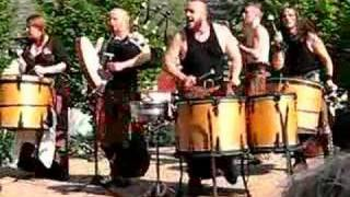 Albannach Plays Celtic Fling 2008