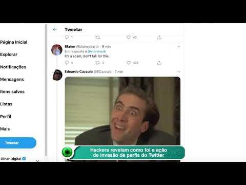 Hackers revelam como foi a ação de invasão de perfis do Twitter