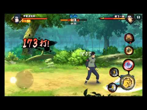 Naruto mobile.Обзор игры #1.