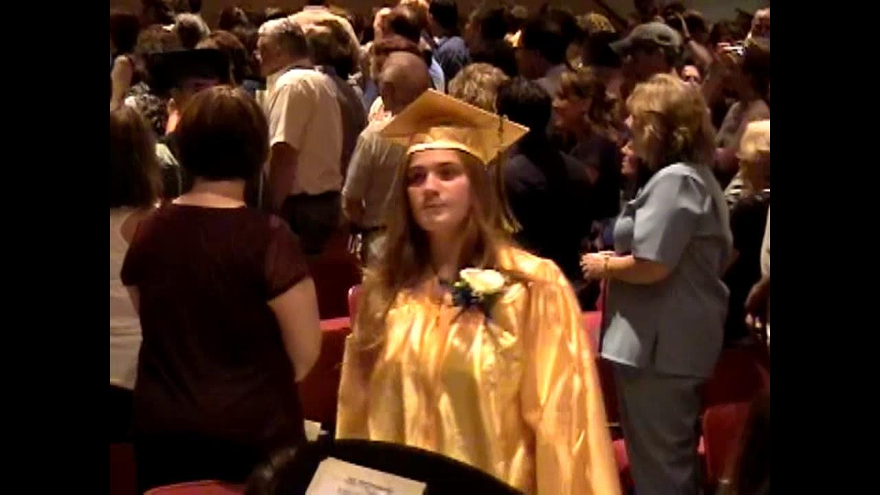 NAC Graduation  6-25-10