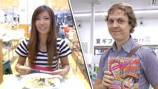 Гуляем по району Токио. Ретро манга, Пропущенный Фестиваль и Культура еды в Японии