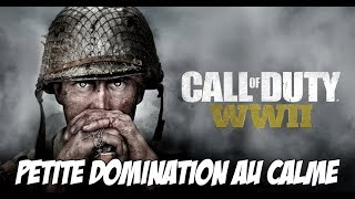 Call of Duty : World War II | Domination au calme