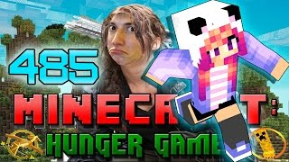 Minecraft: Hunger Games w/Mitch! Game 485 - SHELLIE VS BETTY!