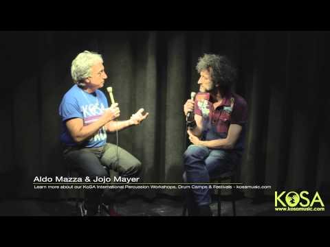 KoSA Interview - Jojo Mayer