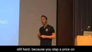 David heinemeier hansson at ycombinator startup school 2008 with subtitles and slides. part i - http://www./watch?v=4tdz_c5uhso ii http://w...
