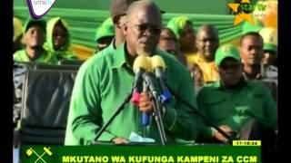 Magufuli Aahidi Kufanyia Kazi Ushauri Wa Wananchi