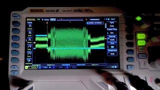 Sony DTC-57ES: снова запела, долбаные переходные!