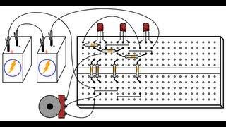Схемы обратной связи (Транзистор- это просто 25)