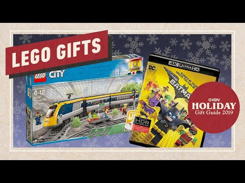 IGN Holiday Gift Guide: The Best LEGO Gifts 2019