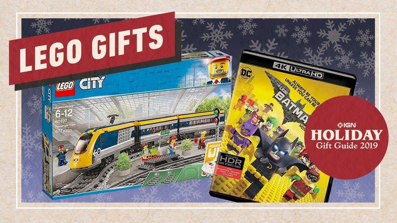 IGN Holiday Gift Guide: Os melhores presentes LEGO 2019 + vídeo