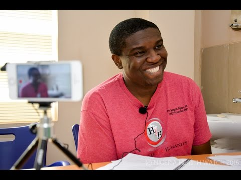 "Segun's Story: ""Nigeria has a better story to tell in healthcare"""