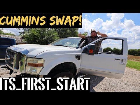 2010 Ford F350- Cummins Swap 6.4L to 12 valve Cummins Part 6