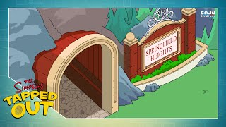The Simpsons: Tapped Out - SPRINGFIELD HEIGHTS #14