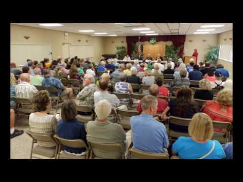 Lake County, FL Legislator State Update - July 12, 2017 - Tavares, FL