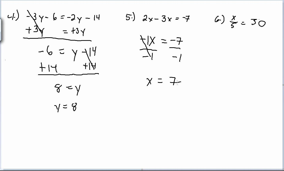 Collection of Solving Equations By Combining Like Terms Worksheet – Solving Equations with Distributive Property Worksheet