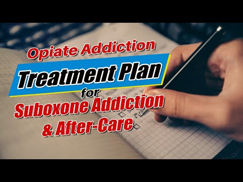 Opiate Addiction Treatment Plan for Suboxone Addiction: Ibogaine & After-Care