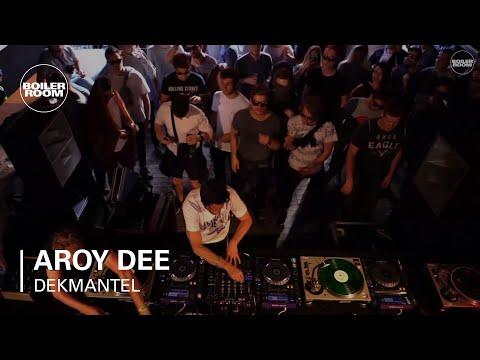 Aroy Dee Boiler Room x Dekmantel Festival DJ Set