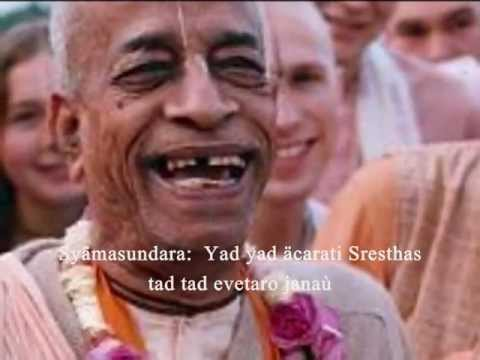Srila Prabhupada & George Harrison in Conversation 1973