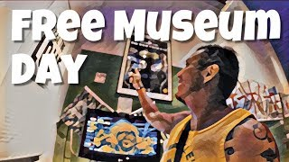Free Museum Day in Seattle - Diaries of a DadThlete - episode 56