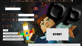 Minecraft OP Hack tool v.1.0.1.3.5 |No survery|No password|All MC Versions|
