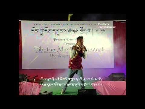Bylakuppe Losar Concert 2014 - Dawa Tsona