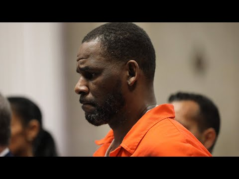 R. Kelly Found Guilty On All Charges In Racketeering And Sex Trafficking Case | NBC News