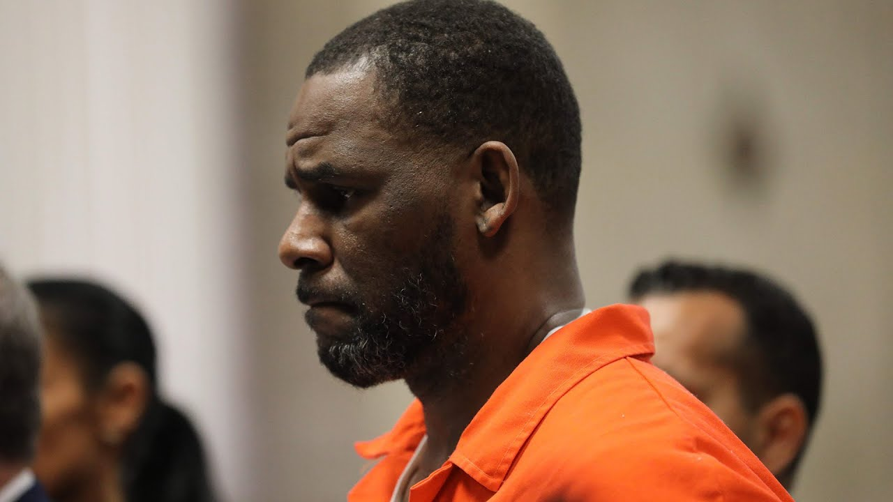 Download R. Kelly Found Guilty On All Charges In Racketeering And Sex Trafficking Case | NBC News