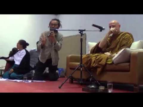 3 สนทนาเรื่องชีวิตกับพระอาจารย์ชยสาโร ณ ฟีโนมีนา ตอนที่ 3