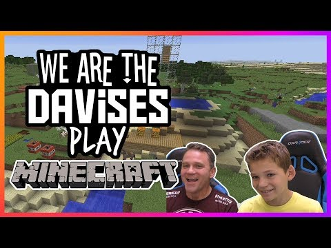 Lets Begin A New End   Minecraft EP-11   We Are The Davises Gaming