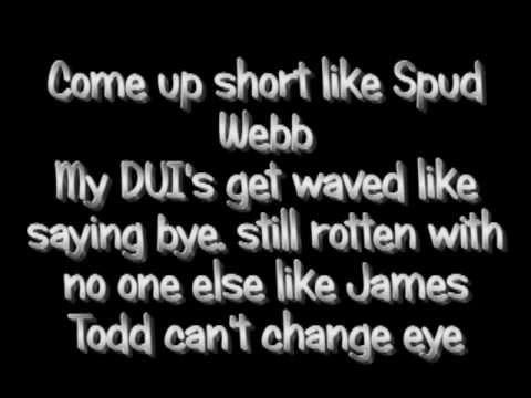 Bad Meets Evil - Above The Law [Lyrics On Screen]
