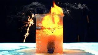 11 Krasse Experimente mit dem Wasser