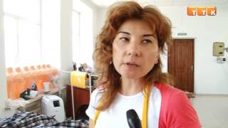 В Темиртау начали шить школьную форму(Темиртауская фабрика по пошиву спецодежды переквалифицировалась в производителя школьной формы. Руководс..., 2016-07-15T16:40:52.000Z)