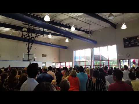 Sonoran Science Academy - Tucson Graduation 2017 Part 1