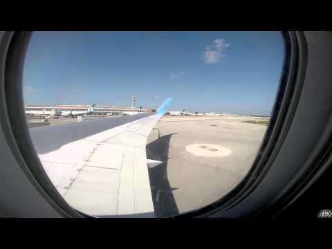 Arkefly Boeing 767-300 Takeoff In Cancun Mexico