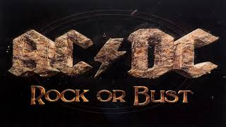 AC/DC - Hard times - ROCK OR BUST (2014)