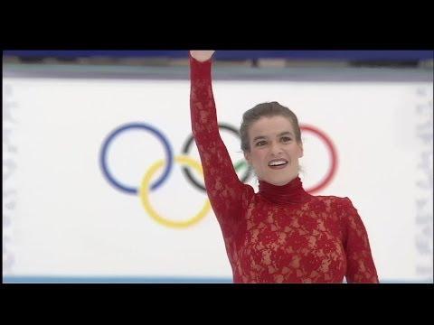 [HD] Katarina Witt - 1994 Lillehammer Olympic - Free Skating