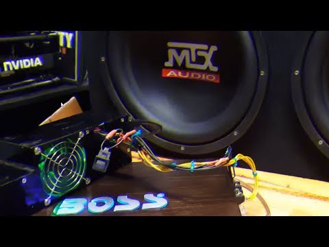 how to use your caraudio inside