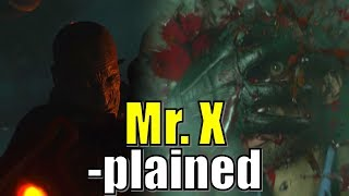 Download Mr X Explained | The T 103 and T-00 | Resident Evil