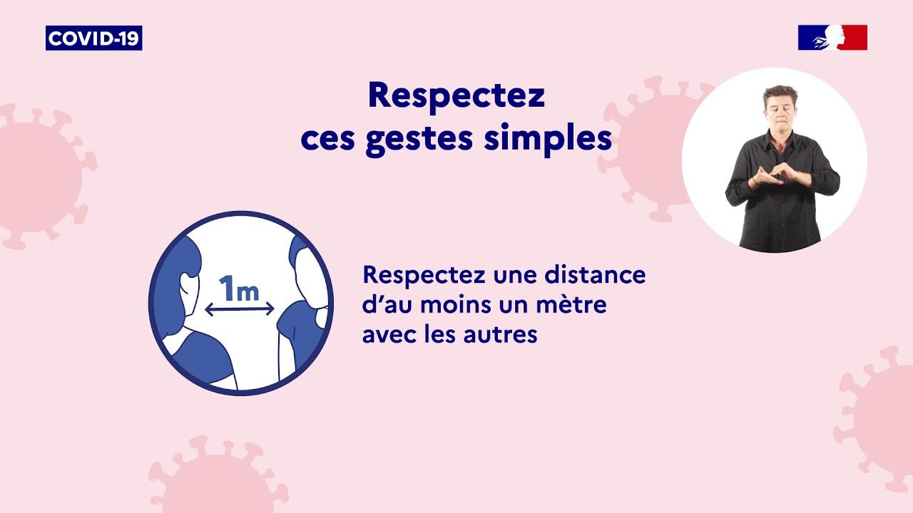 COVID-19 | Adopter les gestes simples pour vous protéger et protéger les autres | Gouvernement