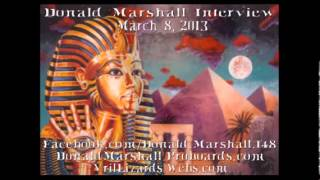 Donald Marshall Interview - MK Ultra, Clones, Drones & Vril Lizards