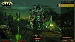 WoW: Legion (Alpha) - Level 110 Demon Hunter 3v3 Arena - Legion Demon Hunter PvP